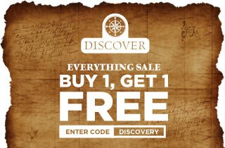 Discover Everything Sale