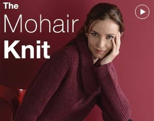 The Mohair Knit