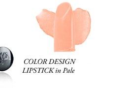 COLOR DESIGN LIPSTICK in Pale