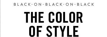 Black-On-Black-On-Black