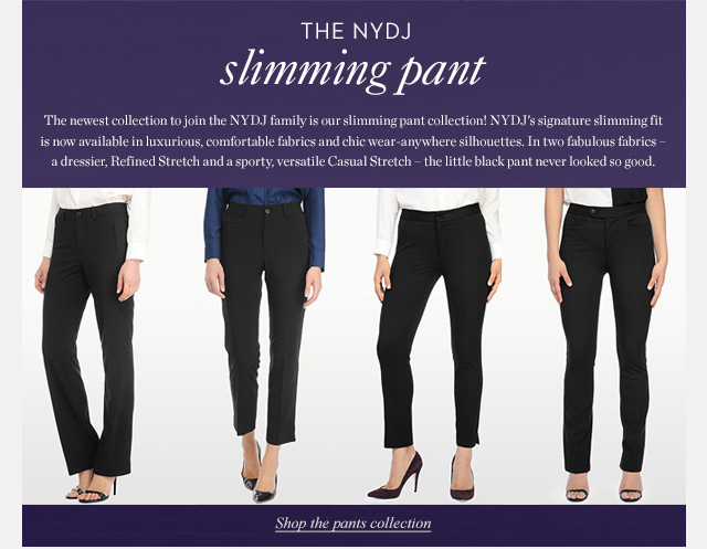 Slimming Pant