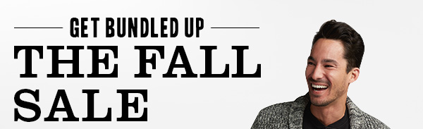 Get Bundled Up - The Fall Sale