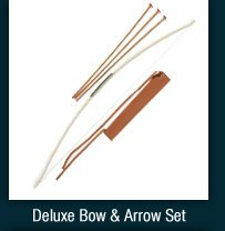 Deluxe Bow & Arrow Set
