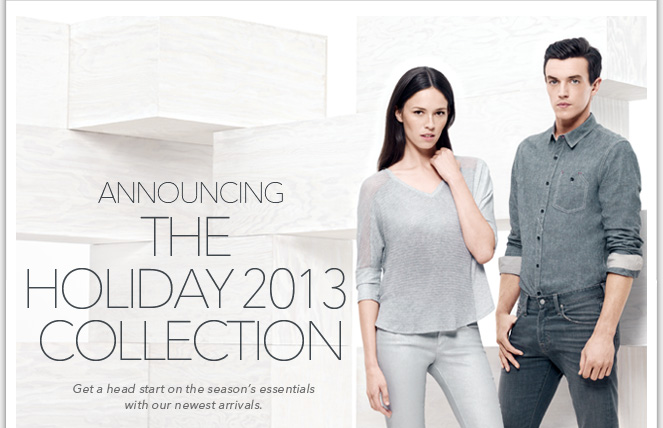 Shop the The Holiday 2013 Collection From AG – See The New Season Now Legging