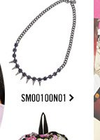 Oh Hey Fall! Shop Necklace SM00100N01