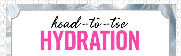 NEW Luminous Hydrating Body Cream