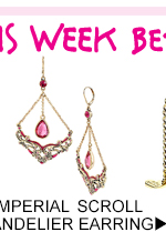 Shop Imperial Scroll Earrings
