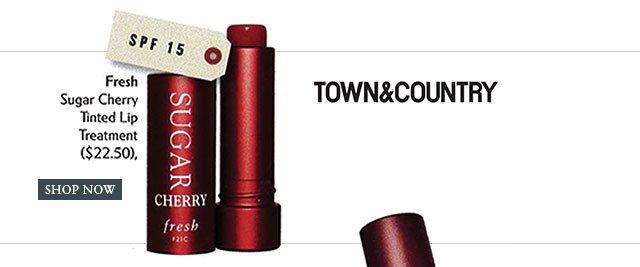 Click to shop Sugar Cherry Tinted Lip Treatment