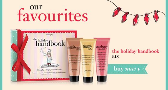 the holiday handbook £18