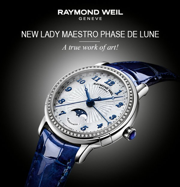 New Lady Maestro Phase de Lune
