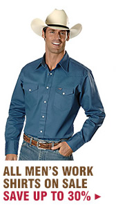 Mens Work Shirts on Sale