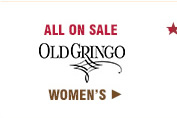 All Old Gringo Boots on Sale