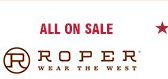 All Roper Boots on Sale