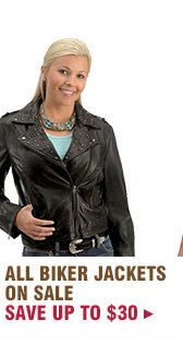 All Womens Biker Jackets on Sale