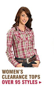 Womens Clearance Shirts