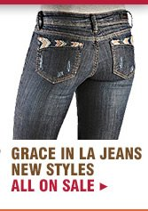 Womens Grace in LA Jeans on Sale