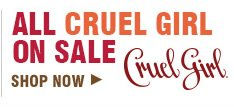 All Cruel Girl Jeans on Sale