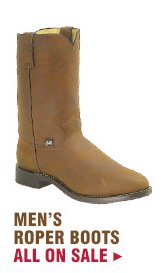 Mens Roper Boots on Sale