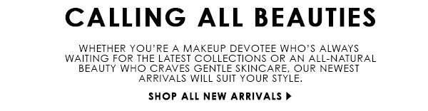Shop All the New Arrivals!