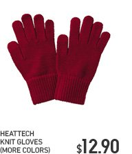 HEATTECH GLOVES