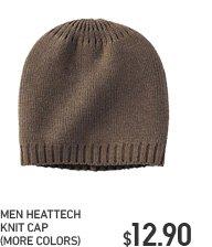 MEN HEATTECH KNIT CAP