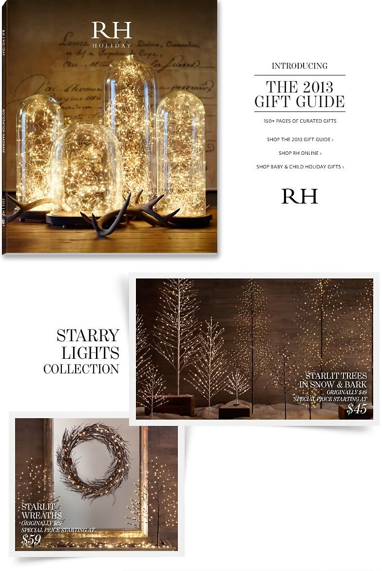 Introducing The 2013 Gift Guide