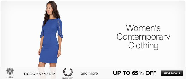 Women's Contemporary Clothing