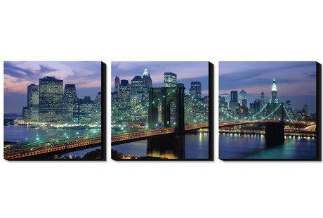 Cityscape Triptychs