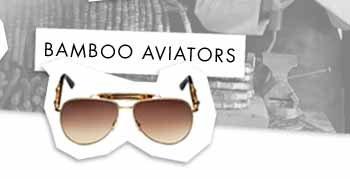 BAMBOO AVIATORS