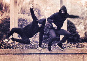 Shop New ARSNL Ninja Hoodies ft. The Dai