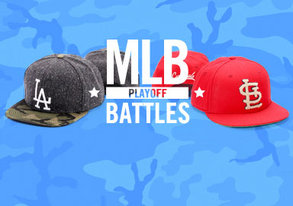 Shop Playoff Battles: MLB Snapbacks