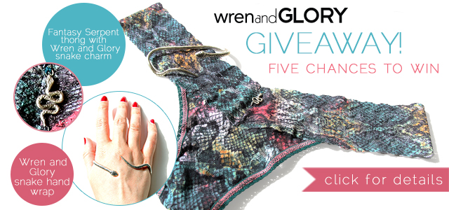 Wren and Glory Giveway