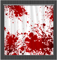 Halloween Shower Curtains