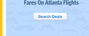Great Deals to/from Atlanta
