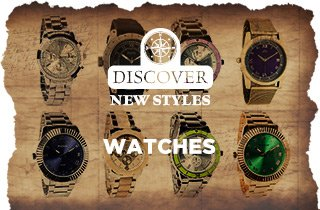 All New: Watches