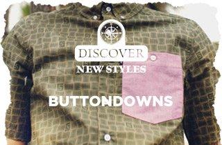 All New: Buttondowns
