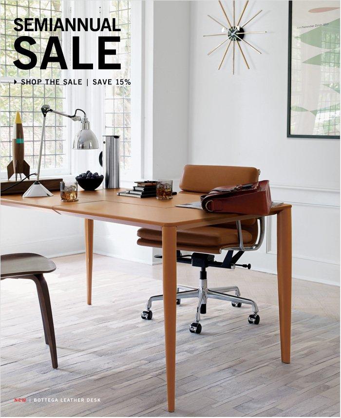 Semiannual Sale. SHOP THE SALE | SAVE 15%