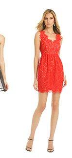 SHOSHANNA - Lace Sierra Dress