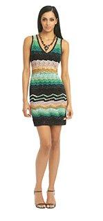 MISSONI - Spearmint Shimmer Dress