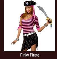 Pinky Pirate
