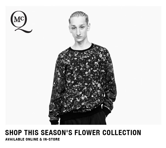 Shop This Season's Flower Collection