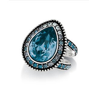 Raindrops Ring