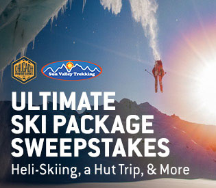 Win Heli-Skiing, Hut Trip, Gear, & More