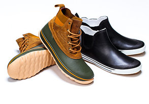 Shop Weatherproof Gear ft. Tretorn Boots