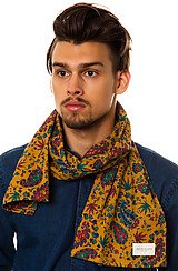 The Healer Scarf in Brown