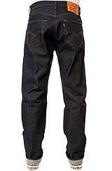 The 501 Shrink to Fit Jeans in Rigid