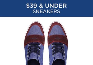 $39 & Under: Sneakers
