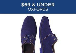 $69 & Under: Oxfords