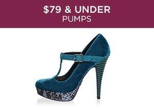 $79 & Under: Pumps