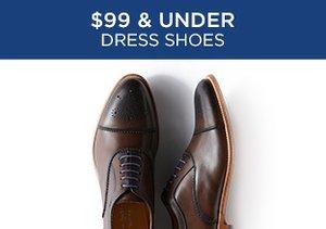 $99 & Under: Dress Shoes